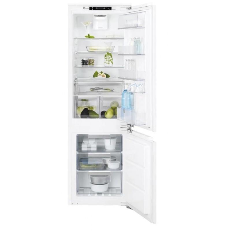 ELECTROLUX 伊萊克斯 ENC2858AOW 247L 嵌入式 雙門底層冷凍式雪櫃