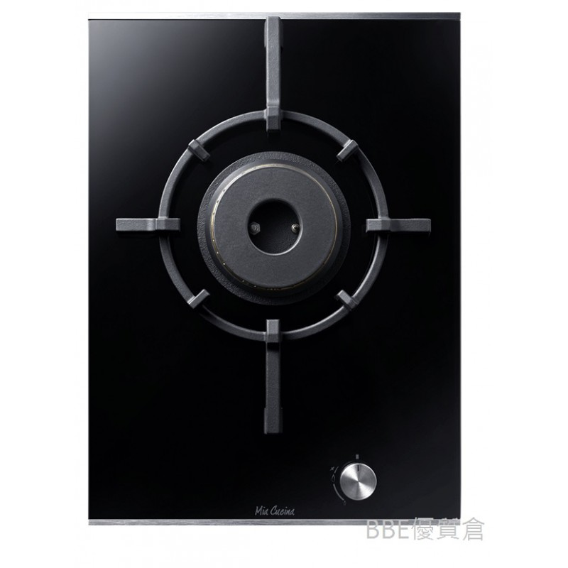 Mia Cucina MY41C 嵌入式 單頭氣體爐 (煤氣公司三年保用)