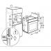 ELECTROLUX 伊萊克斯 EOB3434BOX 72公升 嵌入式電焗爐(附有PlusSteam功能)