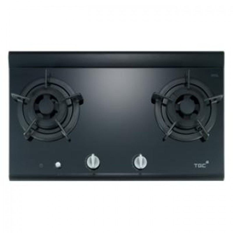 TGC MEGA2 嵌入式雙頭煤氣煮食爐