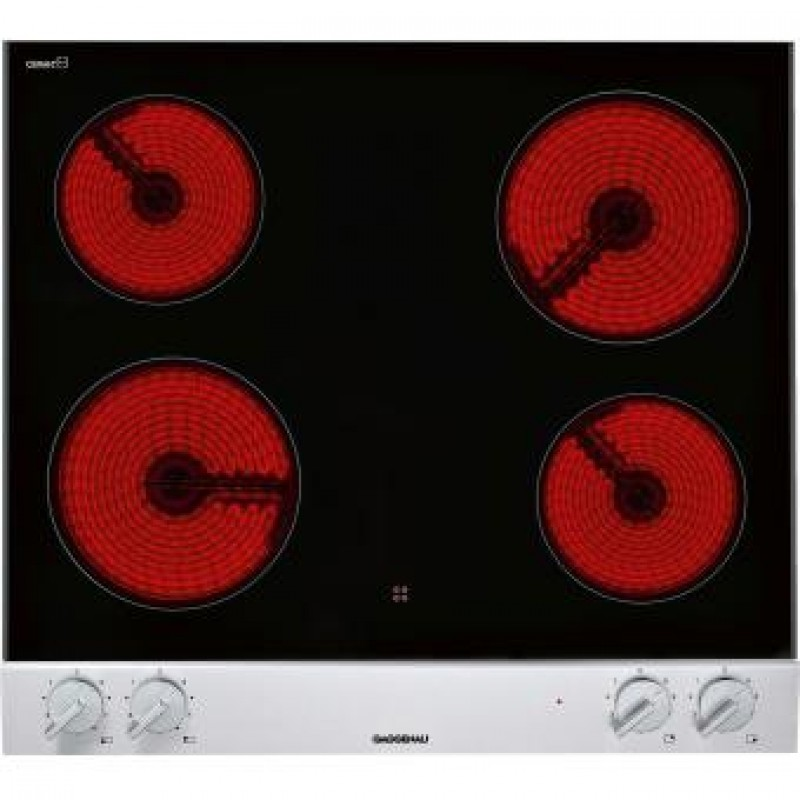GAGGENAU VE260134 60厘米內置式四頭電陶爐